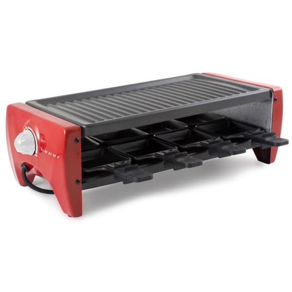 Ηλεκτρική Ψησταριά Raclette για 8 άτομα Beper BT.750Y