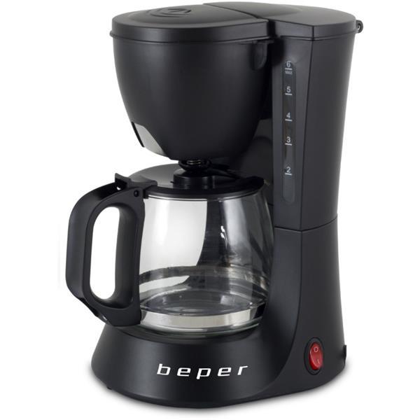 Καφετιέρα Φίλτρου 600mL Beper BC.060