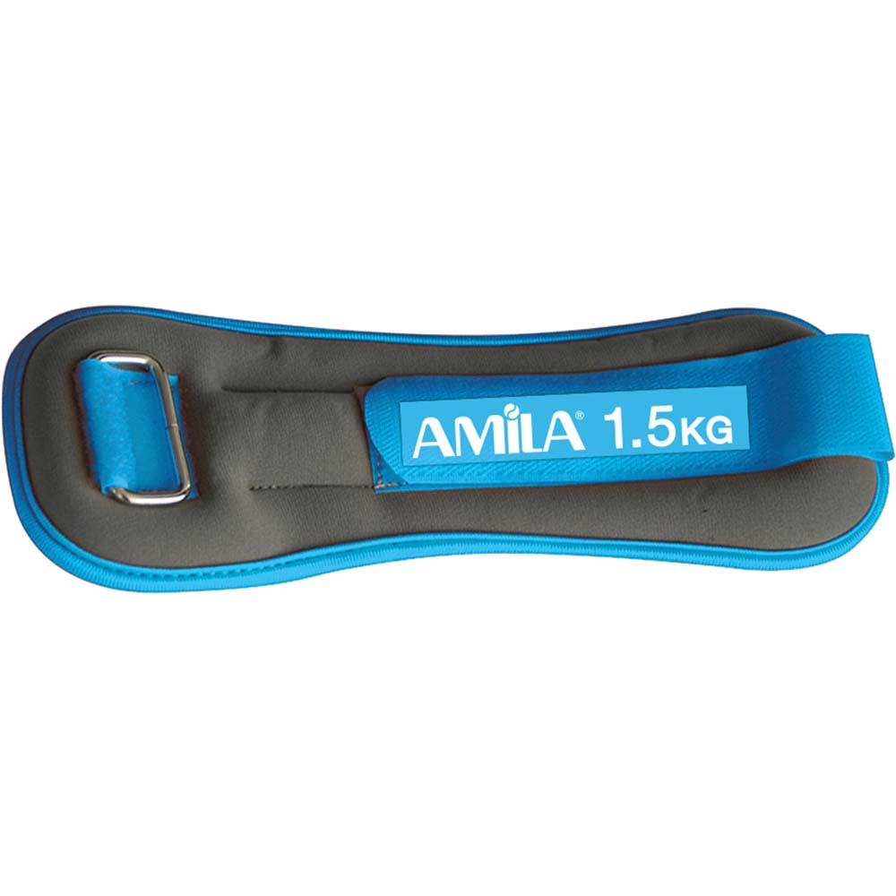 Βάρη Άκρων Nylon 2x1.50kg Amila 94953