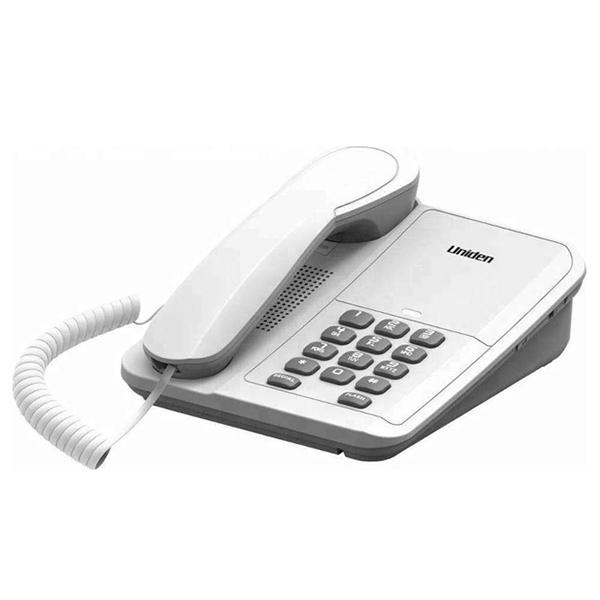 Σταθερό Τηλέφωνο Uniden CE7203 Λευκό