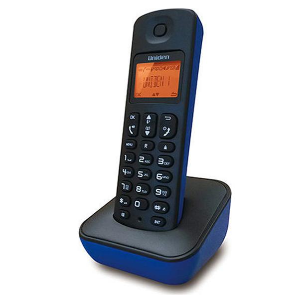 Ασύρματο Τηλέφωνο Uniden AT-3100 Μπλε