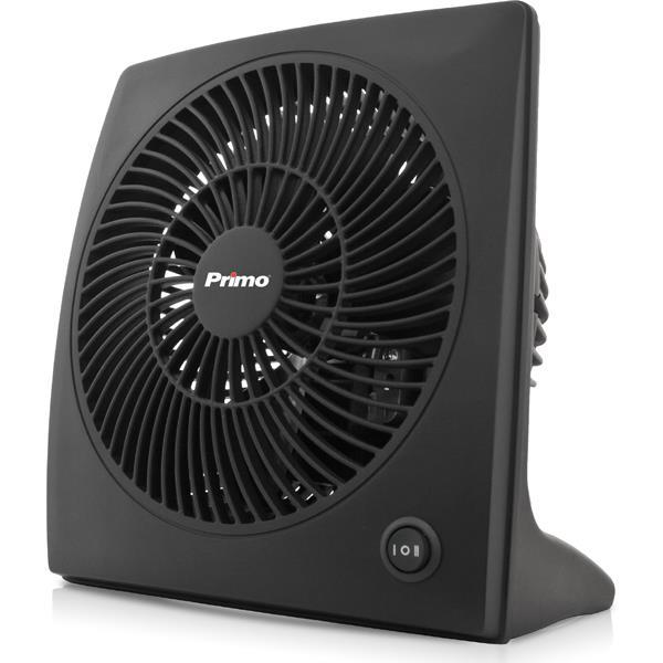 Ανεμιστήρας Box Fan Primo 15727 18cm Μαύρος