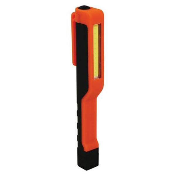 Φακός Υψηλής Φωτεινότητας με 1W με Μαγνήτη & Περιστροφικό Κλιπ Lamp 41867