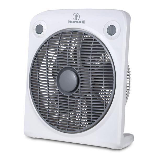 """Ανεμιστήρας Box Fan 12"""" 50W Human VRTY30"""