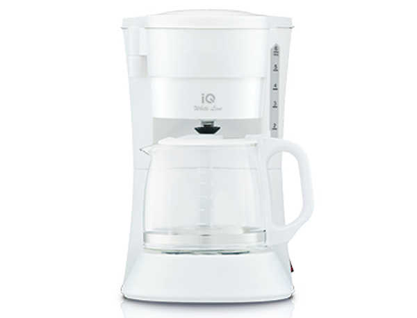 Καφετιέρα Φίλτρου IQ CM-150 White