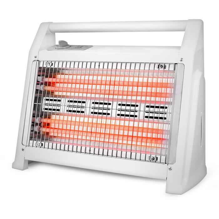 Ηλεκτρική Θερμάστρα Χαλαζία 1200W Life Q-Heat