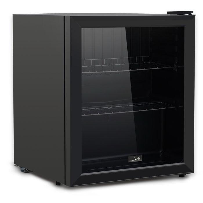 Ψυγείο Βιτρίνα Mini Bar 46lt Life Vitrine