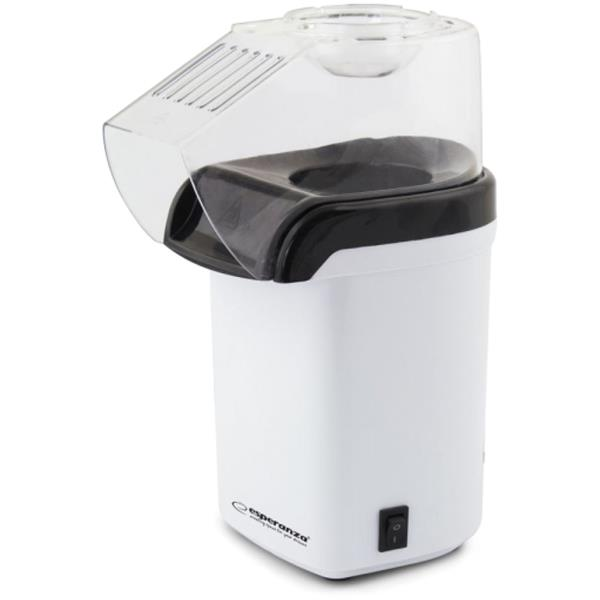 Esperanza Μηχανή Παρασκευής Ποπκορν EKP005W Λευκή
