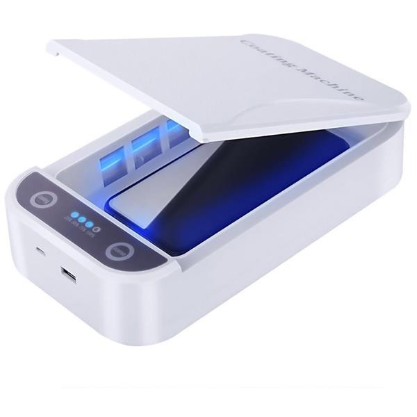 Φορητός Αποστειρωτής Υπεριώδους Ακτινοβολίας UV TOOL-0022 Λευκός