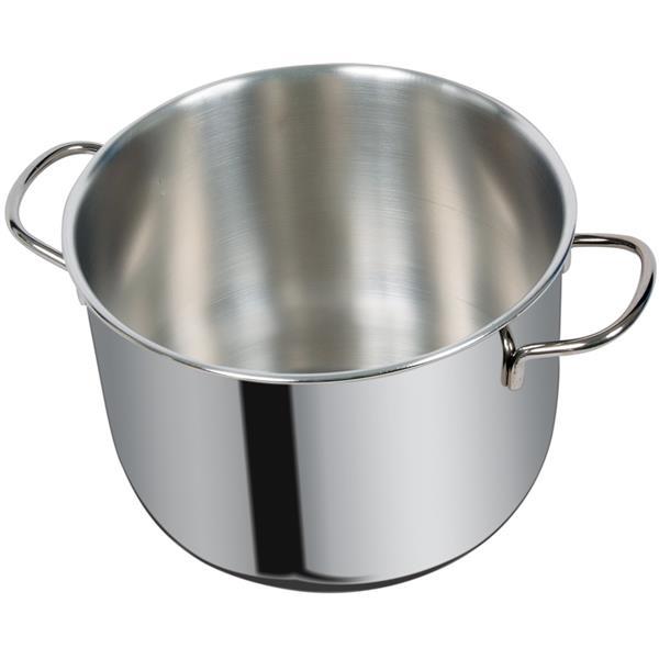Metalsomma Κατσαρόλα 202/28, AISI 304, Inox, 11.5, 28cm