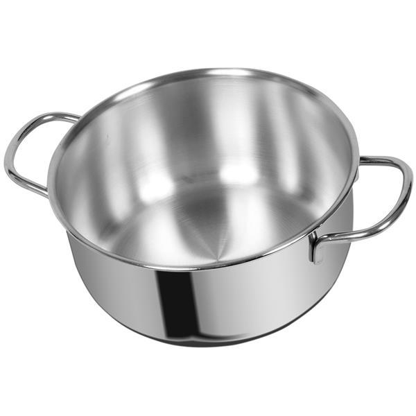 Metalsomma Κατσαρόλα 205/20, AISI 304, Inox, 2.5lt, 20cm