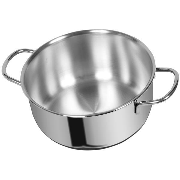Metalsomma Κατσαρόλα 155/16, AISI 430, Inox, 1.25lt, 16cm