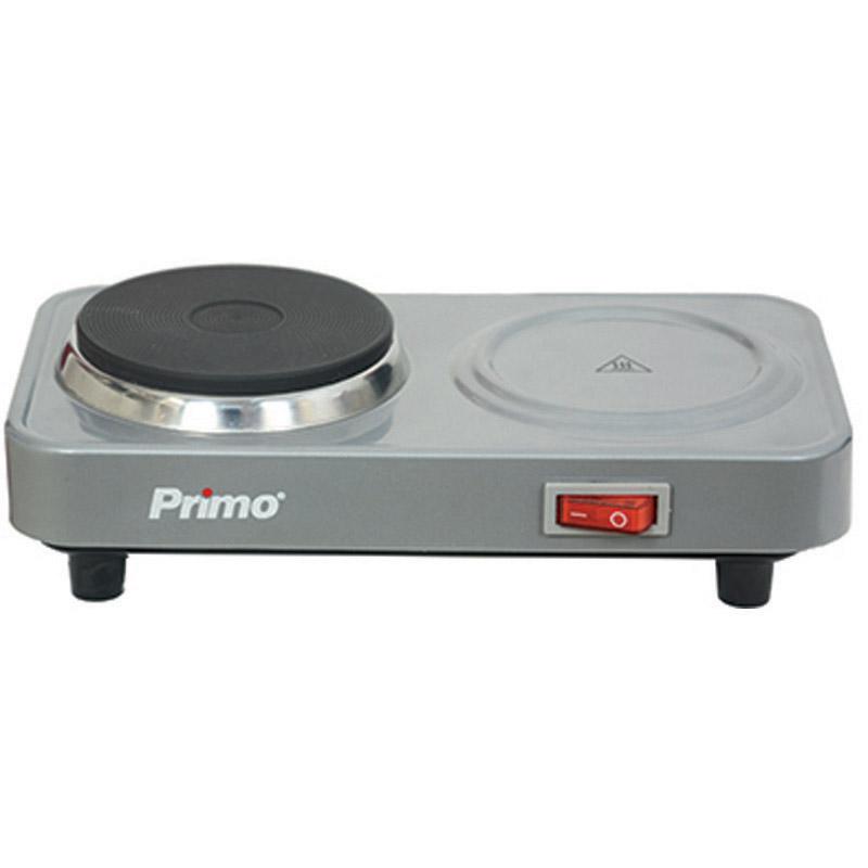 Ηλεκτρική Εστία Καφέ Primo PRHP-40219 450W Silver