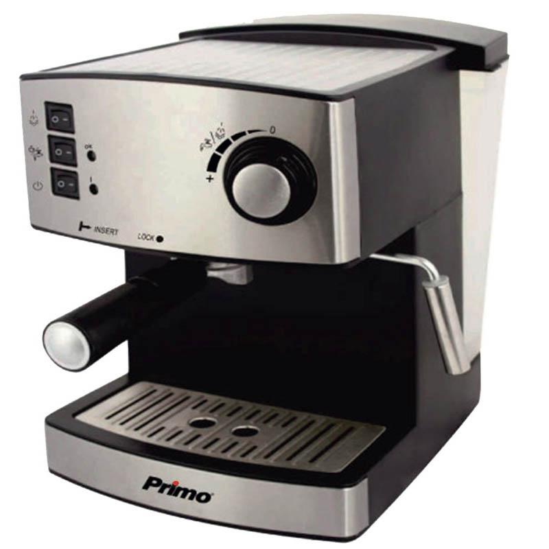 Μηχανή Καφέ Espresso Primo CM6821E Eco 15bar Μαύρη/Inox