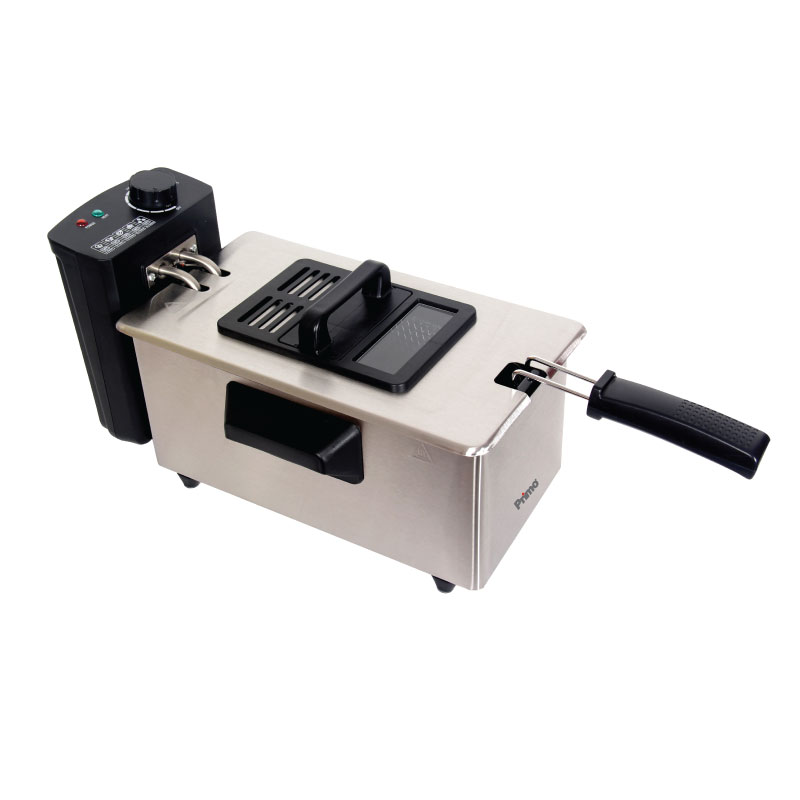Φριτέζα Primo PRDF-40316 3L 2000W Ανοξείδωτη