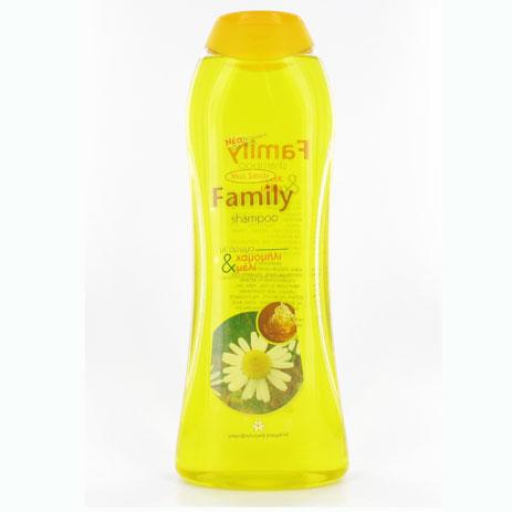 Miss Sandy, Shampoo Family , Χαμομήλι και Μέλι, 1lt