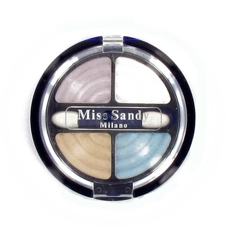 Miss Sandy, Σκιά Ματιών Τεσσάρων Χρωμάτων, Νο1 ygeia peripoihsh omorfia makigiaz