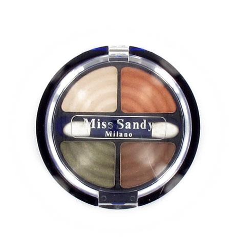 Miss Sandy, Σκιά Ματιών Τεσσάρων Χρωμάτων, Νο2 ygeia peripoihsh omorfia makigiaz