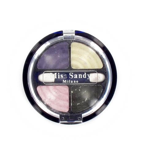 Miss Sandy, Σκιά Ματιών Τεσσάρων Χρωμάτων, Νο5 ygeia peripoihsh omorfia makigiaz