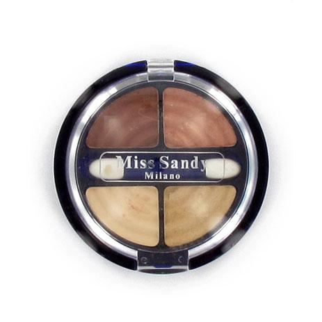 Miss Sandy, Σκιά Ματιών Τεσσάρων Χρωμάτων, Νο6 ygeia peripoihsh omorfia makigiaz