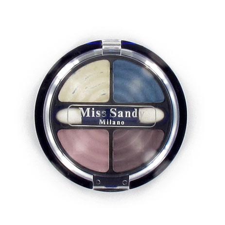 Miss Sandy, Σκιά Ματιών Τεσσάρων Χρωμάτων, Νο7 ygeia peripoihsh omorfia makigiaz